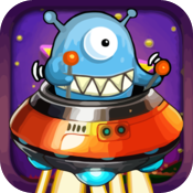 Crazy UFO by Sinoiplay Inc. icon