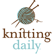 Knitting Daily icon