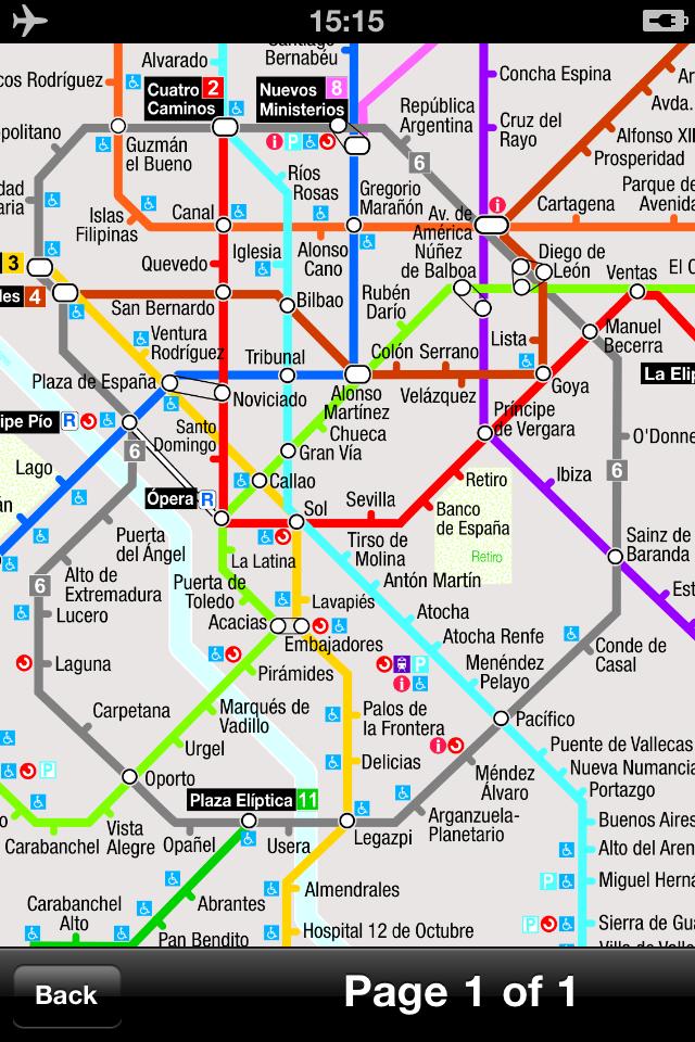 马德里 地图 马德里 旅游地图 马德里 旅游景点地