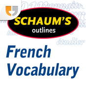 Schaum's Outline of French Vocabulary Companion by PlaySay icon