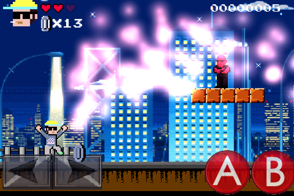 Hyper Crush: The 8-bit Adventure screenshot 3