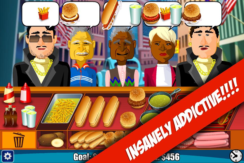 игры онлайн хот доги от буша