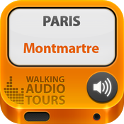 Paris Montmartre » by Walking Audio Tours icon