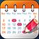 ハチカレンダー2 Lite (iPhoneカレンダー対応)