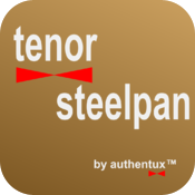 Tenor Steelpan icon