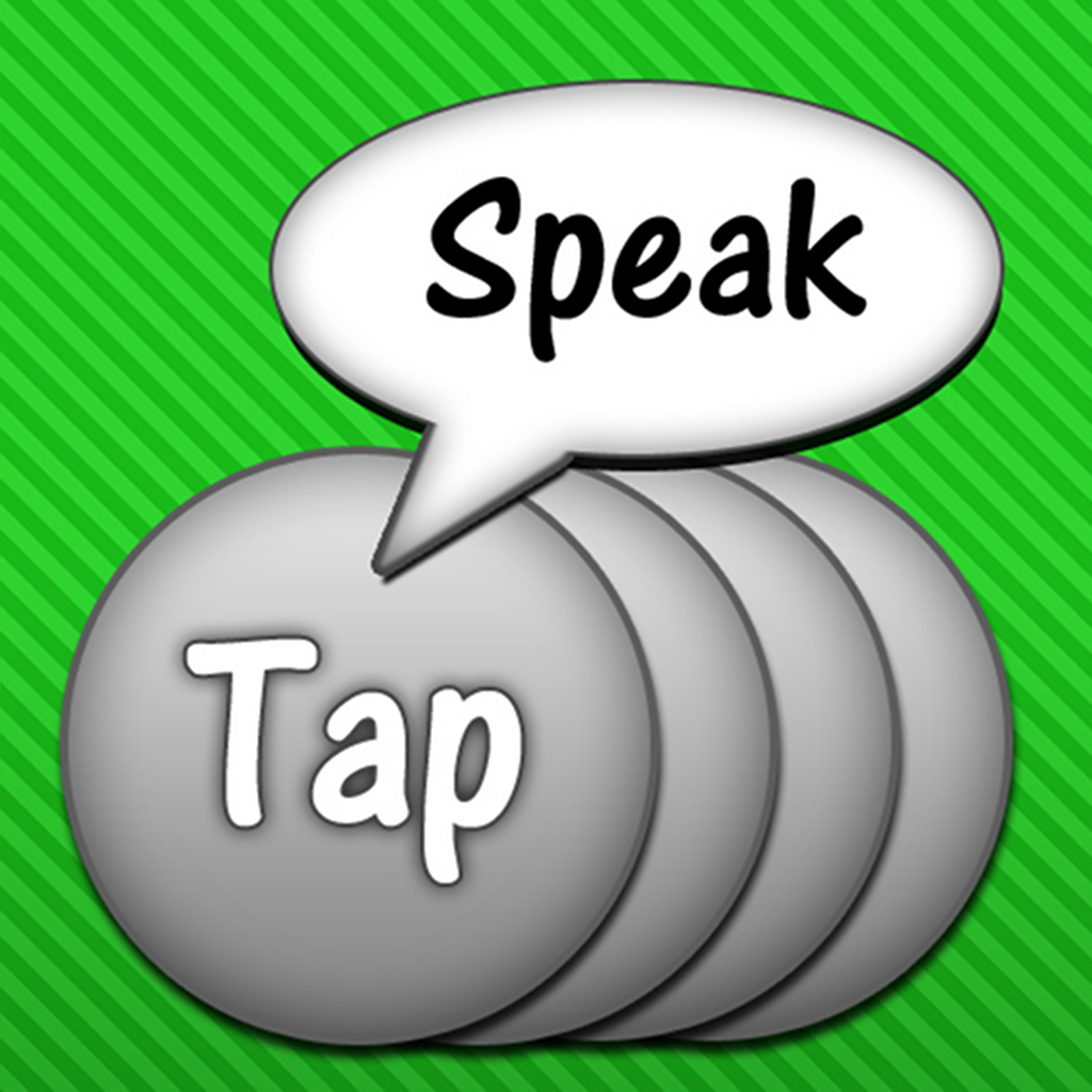 TapSpeak Choice for iPad