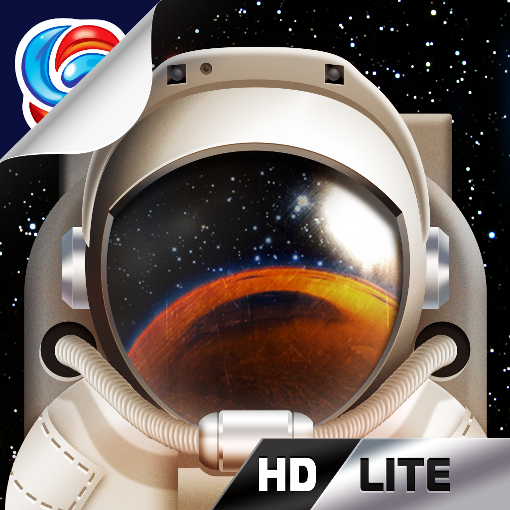 Expedition Mars HD Lite: space adventure
