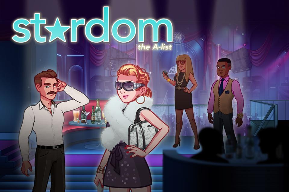 Stardom: The A-List screenshot 1