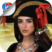 Pirate Adventures lite: hidden object game icon
