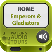 Rome Emperors & Gladiators » by Walking Audio Tours icon