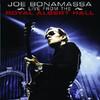 Live from the Royal Albert Hall, Joe Bonamassa
