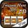 Slot Machine 3D - Treasure Hunt