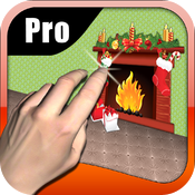 Xmas Room Decoration Pro icon