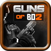 Guns of BO2 (An Elite Strategy and Reference Guide App Designed for use with Call of Duty: Black Ops 2 / ii / zombies) icon
