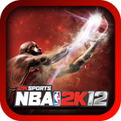 NBA 2K12 for iPhone icon