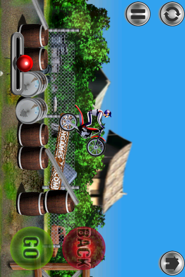 Bike Mania Turbo free app screenshot 1