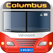 vTransit - Columbus public transit search icon