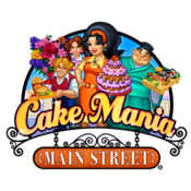 Cake Mania Main Street icon