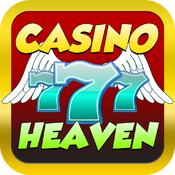 Casino Heaven Slots HD - The Lucky Aces Slot Machine icon