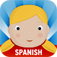 Bilingual Child Spanish : Learn Animals, Colors & Numbers