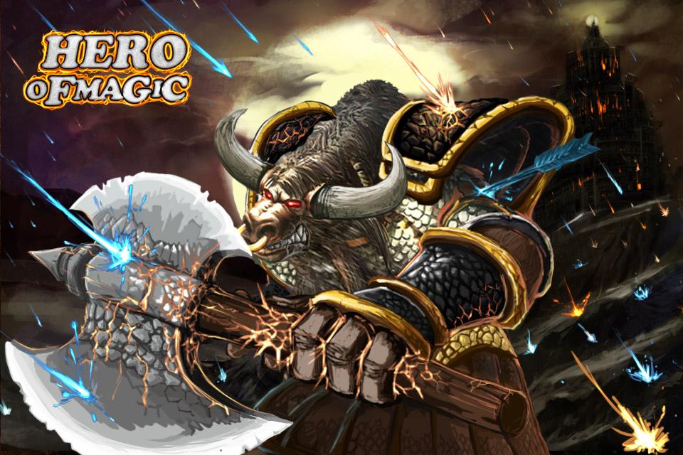 Hero of Magic screenshot 1