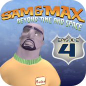 Sam & Max Beyond Time and Space Ep 4 icon