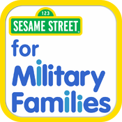 Sesame Street for Military Families icon