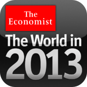 The World in 2013 from The Economist: Editor's Highlights icon