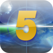 5NEWS Severe Weather App icon