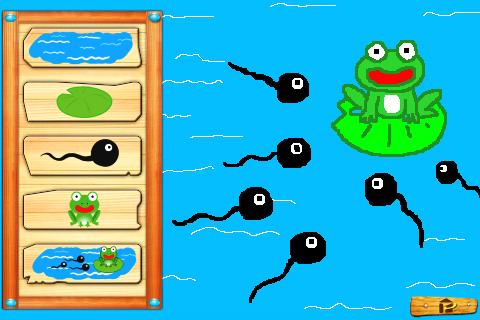小蝌蚪找妈妈 幼儿早教 1.0 - 果粉社区-破解ipa
