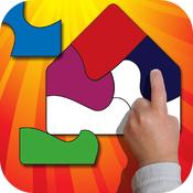 Shape Builder - the Preschool Learning Puzzle Game icon