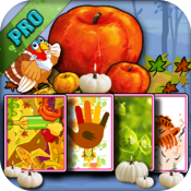 Thanksgiving HD Wallpapers Pro for iPhone5/iPhone4S/iPad icon