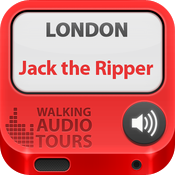 London Jack the Ripper » by Walking Audio Tours ™ icon