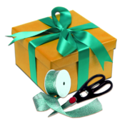 Gift Wrapping icon