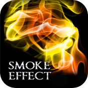 Abstract Smoke Effect icon