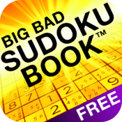 Big Bad Sudoku Book Free icon