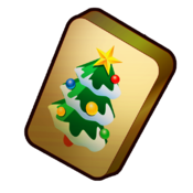 Mahjong Christmas Full icon