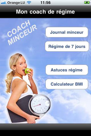 Copie d'écran 4 de l'application