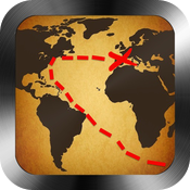 Map Draw - Route tracking and Annotation (Regular) icon