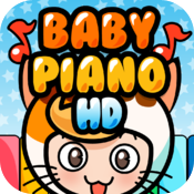 Baby Piano HD icon