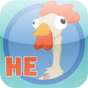 התרנגולת במטבח - chicken in the kitchen! icon