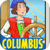 Crazy Columbus - Picture Book - Funny life story icon