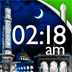 Islamic Weather &amp; World Clock with 70+ stunning wallpapers (Mosques, 99 Names, Quran and Nature)