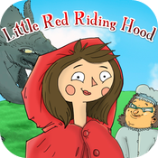 Little Red Riding Hood – Children's Interactive Story Book HD icon