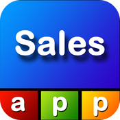 App Sales Log icon