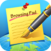 Browsing Pad (integrated with Evernote) icon