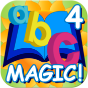 魔幻字母ABC 4 ABC MAGIC 4