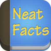 Facts — 10,000 Coolest Knowledge Factoids icon
