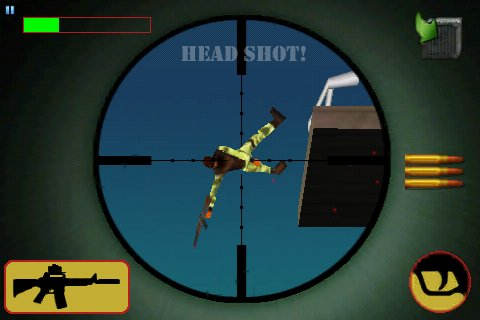 Covert Wars screenshot 3