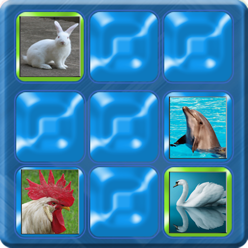 Image of: Animal Genius Kids Can Match Animals Vocal Memory Game For Children Hd Iphone Apps Iphone Games Kids Can Match Animals Vocal Memory Game For Children Full